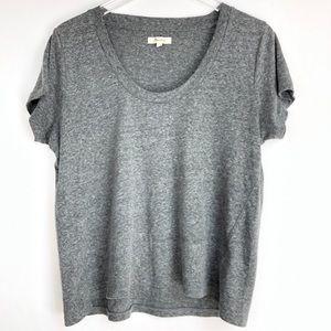 Madewell | Grey short sleeves tee-shirt